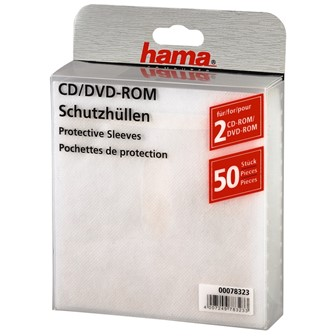CD Protective Sleeves